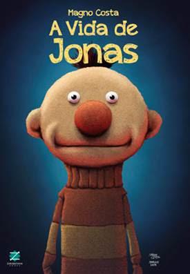 A Vida de Jonas, de Magno Costa, vencedor na categoria Edição Especial Nacional do Troféu HQMIX 201